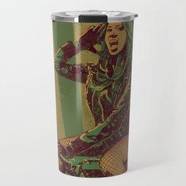 'Ready for Battle' Travel Mug