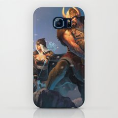 League of Legends-Tryndamere and Ashe Galaxy S6 Slim Case