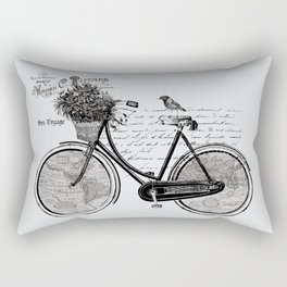 World Tour Rectangular Pillow