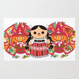 Maria 4 (Mexican Doll) Rug