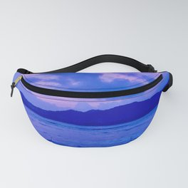 Blue Mountain Shore Fanny Pack