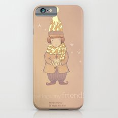 Christmas creatures- The Visiting Friend Slim Case iPhone 6s