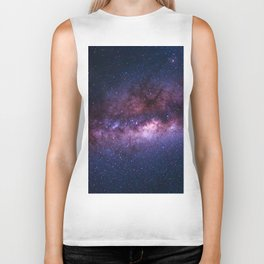 Milky Way Biker Tank