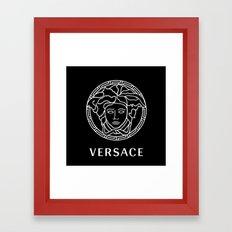 versace Framed Art Print