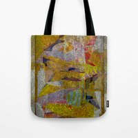 verse Tote Bags featuring Psalm 111 Verse 10 by ArtistsWorks