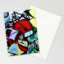 On the road #1 Stationery Cards
