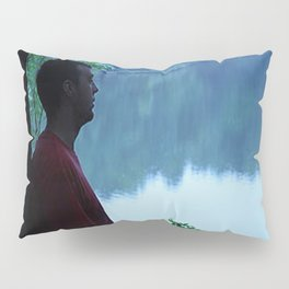 Soul Searching Reflections Pillow Sham