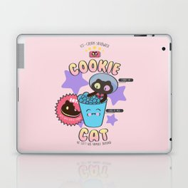 Cookie Cat Laptop & iPad Skin