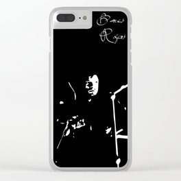 Barnes - Rogers Clear iPhone Case