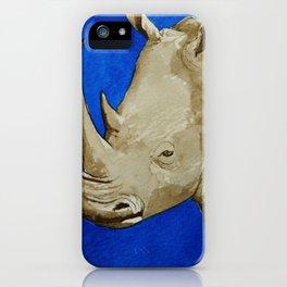 Rhinosophical iPhone Case