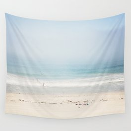 Sun and Fun Redondo Beach Wall Tapestry