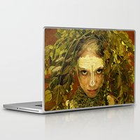 pagan Laptop & iPad Skins featuring Pagan by Charlie Terrell