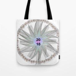 Kalender 2018 - keltic Tote Bag