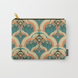 A Deco Garden Carry-All Pouch