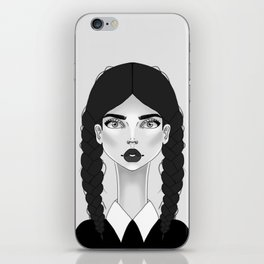 My new Addams family member iPhone Skin