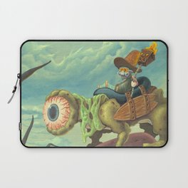 "The Search, 13""x24"" Laptop Sleeve"
