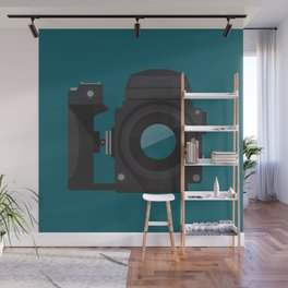 Camera Series: ETR Wall Mural