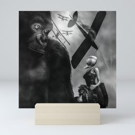 Kong Mini Art Print