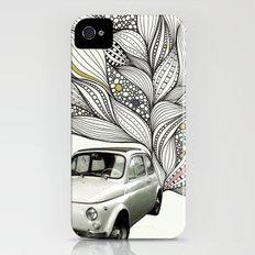 Toot iPhone (4, 4s) Slim Case