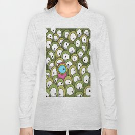 Pingo's People (Dare to be Different!) Long Sleeve T-shirt