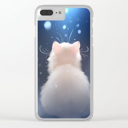 Winter is... Clear iPhone Case