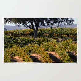 Paso Robles Vineyard Rug