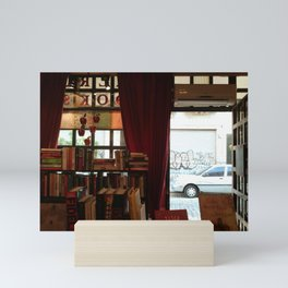 Libreria, Buenos Aires Mini Art Print