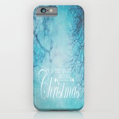 Twas The Night Before Christmas iPhone 6s Slim Case