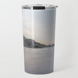 Dawn at Meyers Creek Beach Travel Mug
