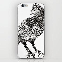 Avis Rara - Aracuan iPhone Skin