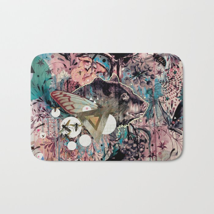 The Great Forage Bath Mat