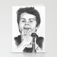 stiles Stationery Cards featuring Stiles by LilKure