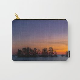 Lake Mattamuskeet Sunrise Carry-All Pouch