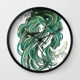 Seven Deadly Sins 'Envy' Wall Clock