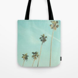 Palm Trees 2 Tote Bag