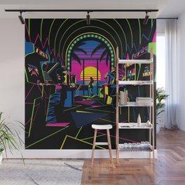 Arcade Saloon Wall Mural