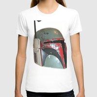 boba fett T-shirts featuring Boba Fett by McKenzie Nickolas