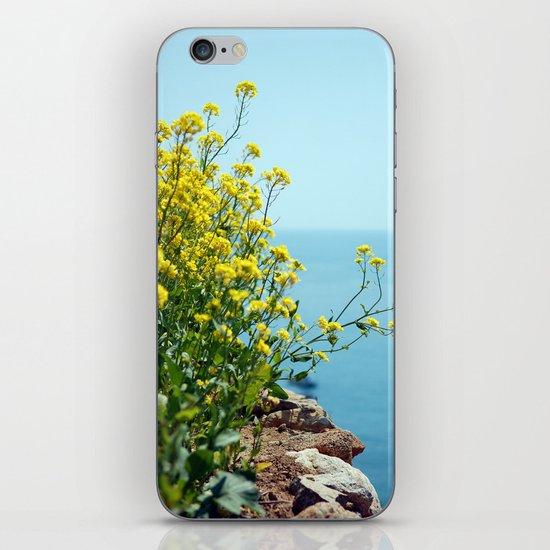 Rape Flowers 1 iPhone & iPod Skin