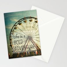 Carnival - Color Stationery Cards