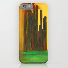 This City, too, will be Taken Slim Case iPhone 6s