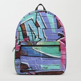 Graffitti Backpack