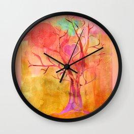 All Creation Sings Wall Clock
