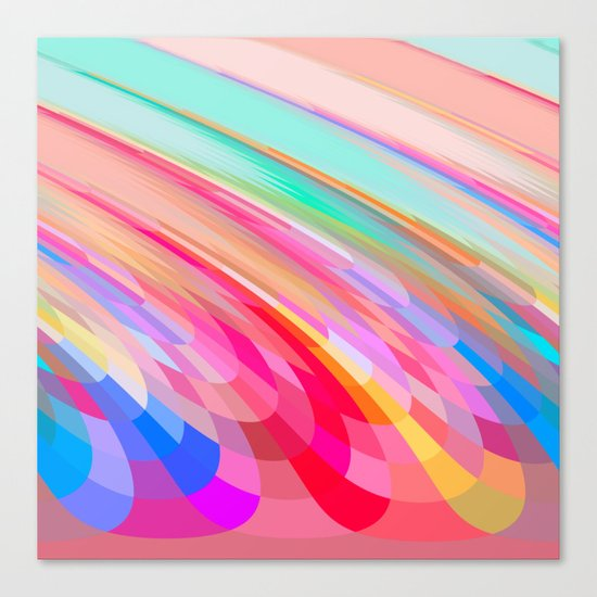 Visible Light Canvas Print