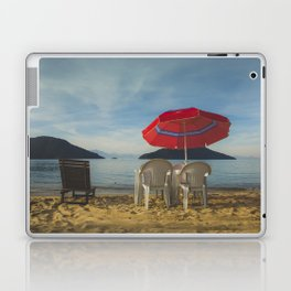 Beach Time Laptop & iPad Skin