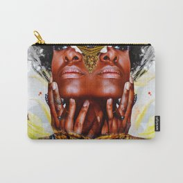 Queens Vision Carry-All Pouch