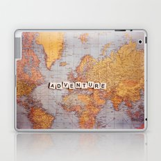 adventure map Laptop & iPad Skin