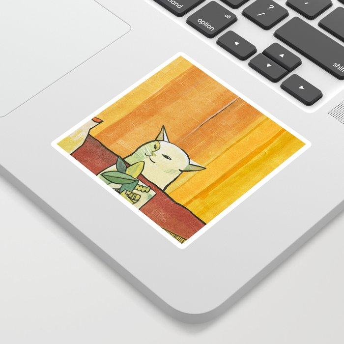 cat (2019) Sticker