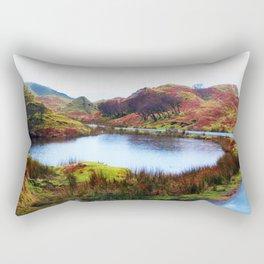 Fairy Glen, Isle of Skye Rectangular Pillow