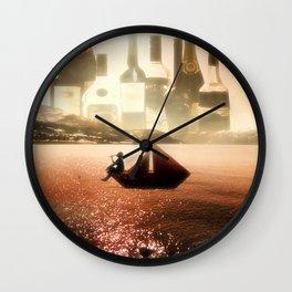 On Stranger Tides Wall Clock