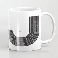 dj Mugs featuring DJ by Jonah Makes Artstuff